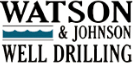 Watson and Johnson Water Well Drilling footer logo